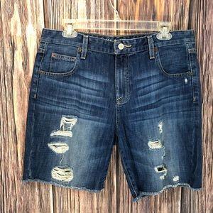 Missimo boyfriend jean shorts ☀️